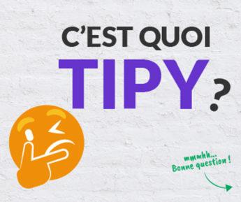 C'est quoi Tipy TV ?